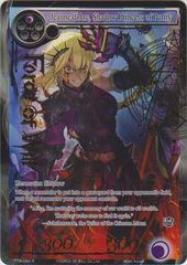 Jeanne d'Arc, Shadow Princess of Purity - TTW-084 - R - 1st Edition - Full Art