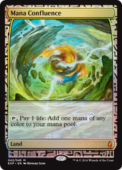 Mana Confluence Expedition - Foil