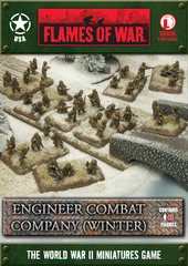 Engineer Combat Company (Winter)