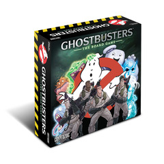 Ghostbusters: The Board Game Deluxe Edition Kickstarter Exclusive