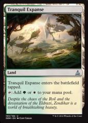 Tranquil Expanse - Foil