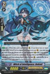 Witch of Intelligence, Dehtail - G-FC02/028EN - RR