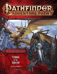 Pathfinder Adventure Path: Scourge of the Godclaw (Hells Vengeance 5 of 6)
