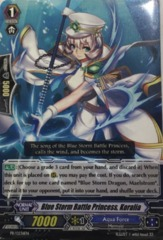 Blue Storm Battle Princess, Koralia - PR/0236EN - PR