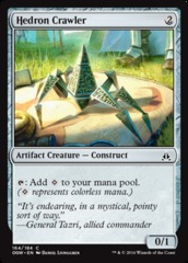 Hedron Crawler - Foil on Channel Fireball