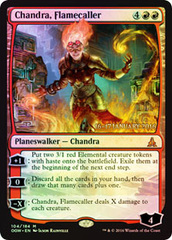 Chandra, Flamecaller - Prerelease Promo