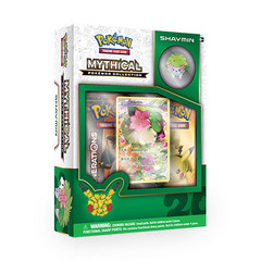 Mythical Pokemon Collection: Shaymin Box