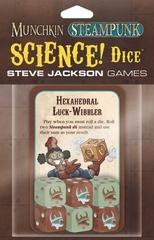 Munchkin Steampunk: SCIENCE! Dice