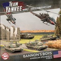 TUSAB1: Bannon's Boys