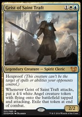 Geist of Saint Traft - Foil (DDQ)