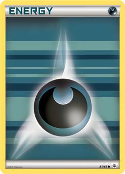 Darkness Energy - 81/83 - Common