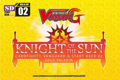 G Start Deck 2: Knight of the Sun