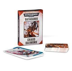 Warhammer 40,000 Datacards: Chaos Daemons