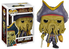 #174 - Davy Jones (Disney Pirates)