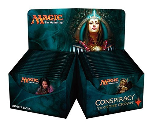 Conspiracy: Take the Crown Booster Box - English