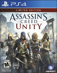 Assassin's Creed Unity Limited Edition
