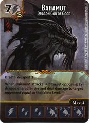 Bahamut - Dragon God of Good (Die & Card Combo)