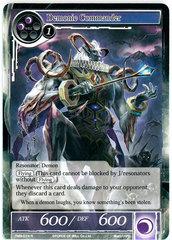 Demonic Commander - TMS-074 - R - Foil