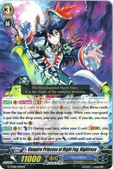Vampire Princess of Night Fog, Nightrose - G-TD08/004EN - TD