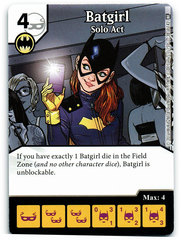 Batgirl - Solo Act (Card Only)
