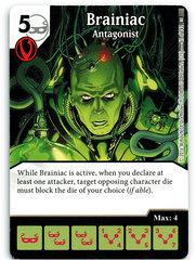 Brainiac - Antagonist (Die & Card Combo)