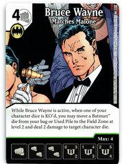 Bruce Wayne - Matches Malone (Card Only)