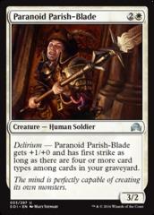 Paranoid Parish-Blade  - Foil