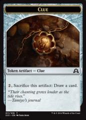 Clue Token (John Avon)