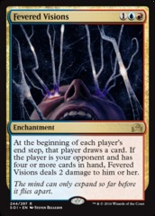 Fevered Visions on Channel Fireball