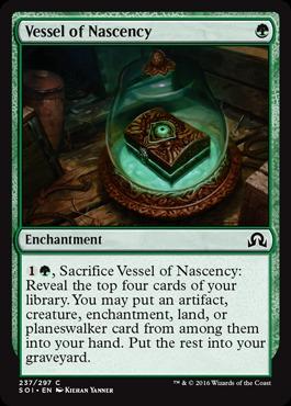 Vessel of Nascency