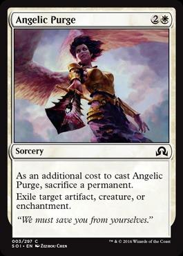Angelic Purge - Foil