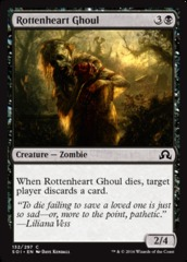Rottenheart Ghoul - Foil