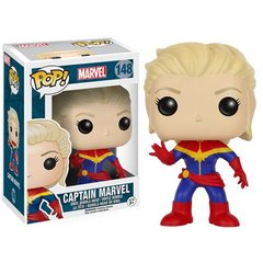Funko Pop - Marvel - #148 - Captain Marvel