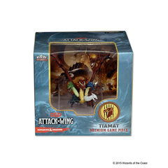 Dungeons and Dragons Attack Wing - Tyranny of Dragons Tiamat Premium Figure