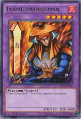 Flame Swordsman - MIL1-EN038 - Rare - 1st Edition