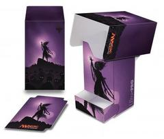 Planeswalker -  Liliana Full View Deck Box with Tray for Magic