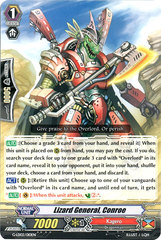Lizard General, Conroe - G-LD02/010EN - C on Channel Fireball