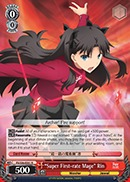 Super First-rate Mage Rin - FS/S36-E051 - R