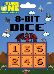 8-Bit Dice Blocks