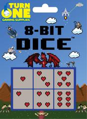 8-Bit Dice Hearts