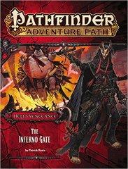 Pathfinder Adventure Path - Hell's Vengeance Part 3 - The Inferno Gate