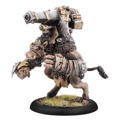 MINIONS - GUN BOAR LIGHT WARBEAST