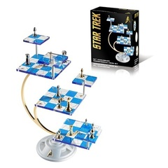 Xtreme collectables - Star trek tridimensional chess ...