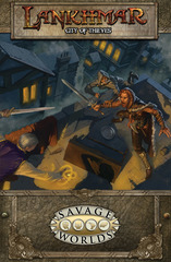 Savage Worlds - Lankhmar - City of Thieves