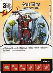 Ant-Man - Master Thief (Die & Card Combo)