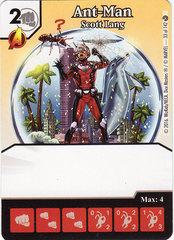 Ant-Man - Scott Lang (Die & Card Combo)