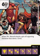 Ms. Marvel - Biggest Fan (Card Only)