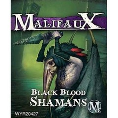 Black Blood Shaman (2E)