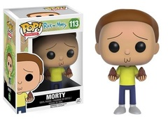 Animation Series - #113 - Morty (Rick and Morty)