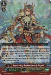 Sunrise Ray Radiant Sword, Gurguit - G-BT07/001EN - GR